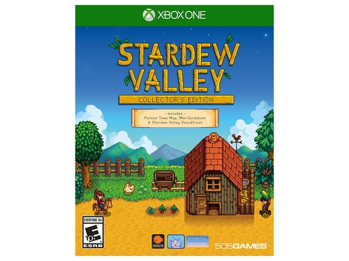 Gra Xbox One Stardew Valley Collector's Edition
