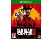 Gra Xbox One wersja BOX Red Dead Redemption II