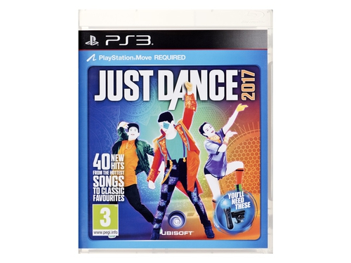 Gra PS3 Just Dance 2017