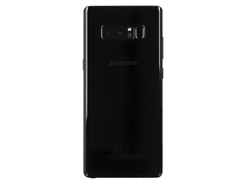 Smartfon Samsung Galaxy Note8 Bluetooth WiFi NFC GPS LTE Galileo 64GB Android 7.1 kolor czarny Midnight Black