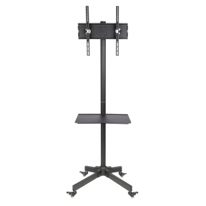 "#Stolik/wózek na kółkach do TV 23-55"" 25kg ART S-09"