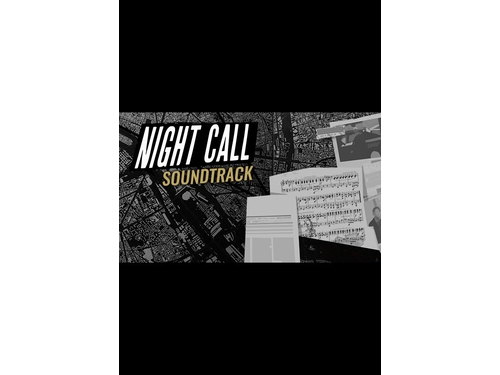 Night Call Official Soundtrack - K01463