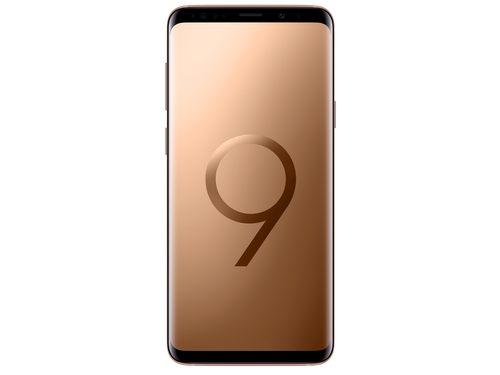 "Smartfon Samsung Galaxy S9+ 6/256GB 6,2"" Super AMOLED 2960x1440 3500mAh Gold"