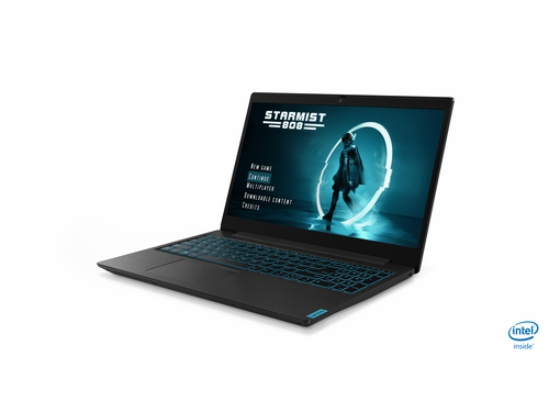 "Lenovo ideapad L340-15IRH Gaming i5-9300HF/15.6"" FHD (1920x1080) IPS 250nits Anti-glare/8GB SO-DIMM DDR4-2400/256GB SSD M.2 2242 PCIe NVMe 3.0x2/GTX 1650 4GB/W10 Granite Black 2Y - 81LK01BSPB"