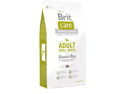 Brit Care Adult Small Breed Lamb & Rice7,5