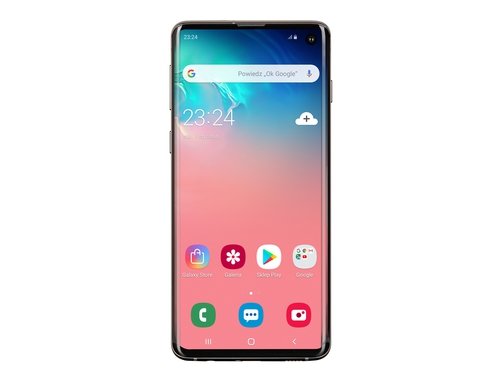 Smartfon Samsung Galaxy S10 128GB Prism Green Bluetooth WiFi NFC GPS LTE Galileo DualSIM 128GB Android 9.0 Prism Green