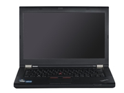 "Laptop Lenovo ThinkPad T430 T430i5-3320M432014DVDRWW7p Core i5-3320M 14"" 4GB HDD 320GB Intel HD 4000 Win7Prof Używany"