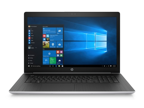 "Laptop HP 2SX91EA Core i7-8550U 17,3"" 8GB SSD 256GB GeForce 930MX Intel UHD 620 Win10Pro"