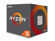 PROCESOR AMD RYZEN 5 1600 3,6GHz BOX (AM4) - YD1600BBAEBOX