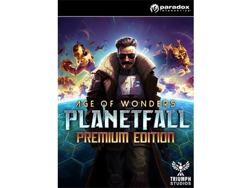Age of Wonders: Planetfall - Premium Edition - K01362