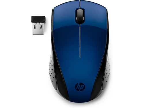 Mysz HP Wireless 220 Blue - 7KX11AA