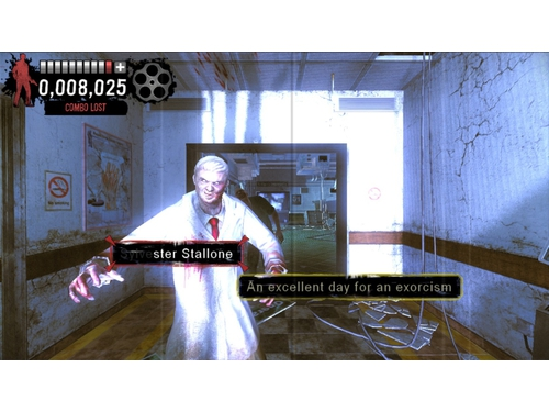 Gra PC The Typing of the Dead: Overkill - Silver Screen DLC - wersja cyfrowa