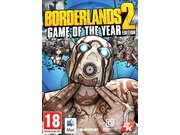 Gra Mac OSX PC Borderlands 2 - Game of the Year Edition MAC -
