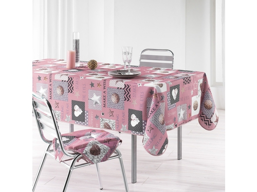 Obrus NAPPE 150X240 Starly Rose - ROM423