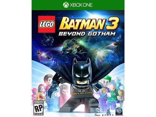 Gra Xbox One Warner Bros Interactive wersja BOX Lego Batman 3: Poza Gotham 5051892168151