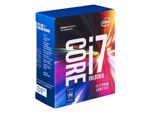 Procesor Intel Core i7-7700K 4.2GHz LGA1151 BOX