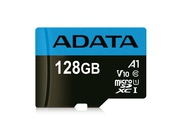 microSD Premier 128GB UHS1/CL10/A1+adapter - AUSDX128GUICL10A1-RA1