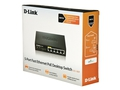 Switch D-Link DES-1005P/E 5x 10/100Mbps