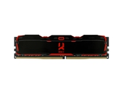 GOODRAM DDR4 IRDMX 8GB 3200MHz CL16 BLACK - IR-X3200D464L16S/8G