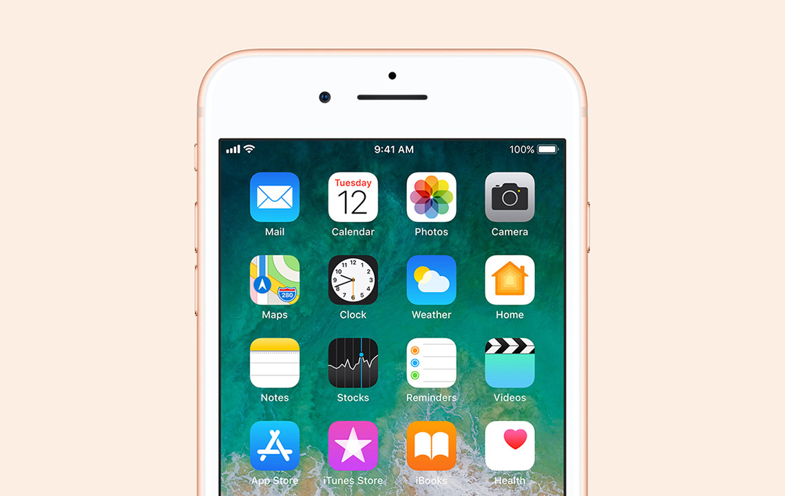 Apple iPhone 8 256GB Gold (REMADE) 2Y24