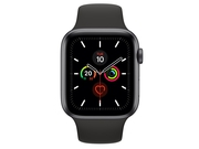 Apple Watch Series 5 GPS, 44mm Space Gray Aluminium - MWVF2WB/A