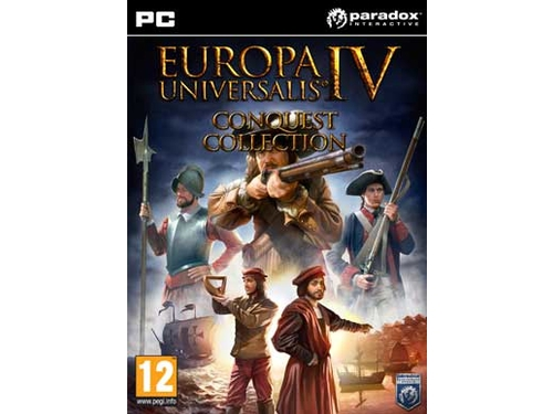 Europa Universalis IV: Conquest Collection Conquest Collection - K00555