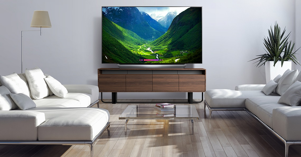 "#TV 55"" OLED LG OLED55C8  (4K Smart TV)"