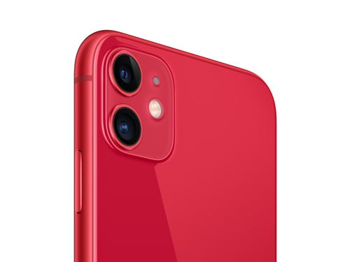 Apple iPhone 11 64GB Red - MWLV2ZD/A