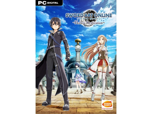 Gra PC Sword Art Online: Hollow Realization Deluxe Edition - wersja cyfrowa