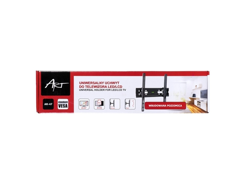 "UCHWYT DO TV LCD/LED 23-55"" 40KG ART AR-47"