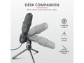 MIKROFON TRUST Mico USB for PC and laptop - 23790