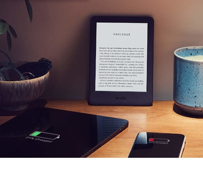 #Kindle 10 black (bez reklam)