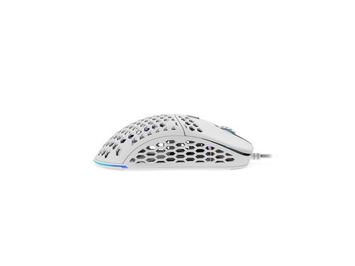Mysz SPC Gear Gaming mouse LIX Onyx White PMW3325 - SPG080