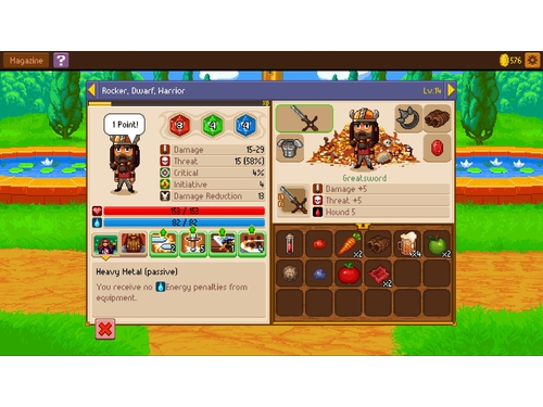 Gra wersja cyfrowa Knights of Pen & Paper 2 – Base Game