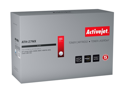 ActiveJet ATH-27NX [AT-27NX] toner laserowy do drukarki HP (zamiennik C4127X)