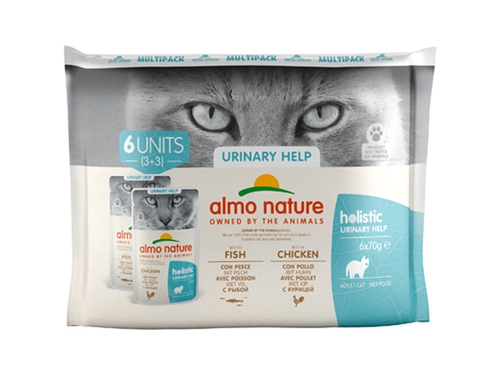 Almo Nature Functional Multipack 6x70g