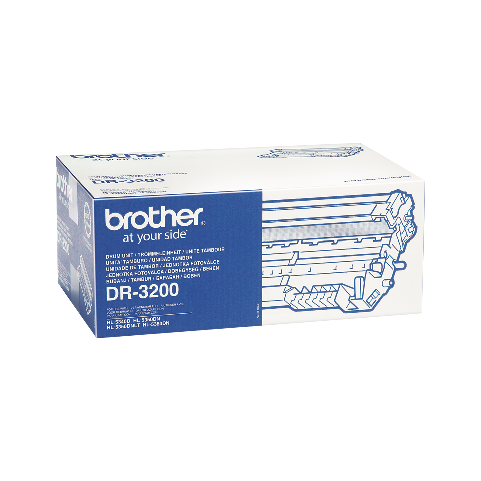 #Bęben Brother czarny DR3200 DR-3200