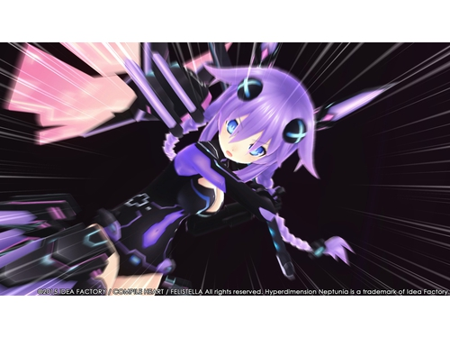 Hyperdimension Neptunia Re+Birth3 V Generation Deluxe DLC - K01241