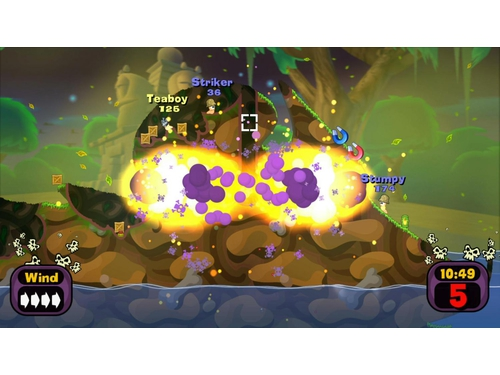 Gra wersja cyfrowa Worms Reloaded: Game of the Year Edition E38983