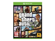 Gra Xbox One Grand Theft Auto V - wersja BOX