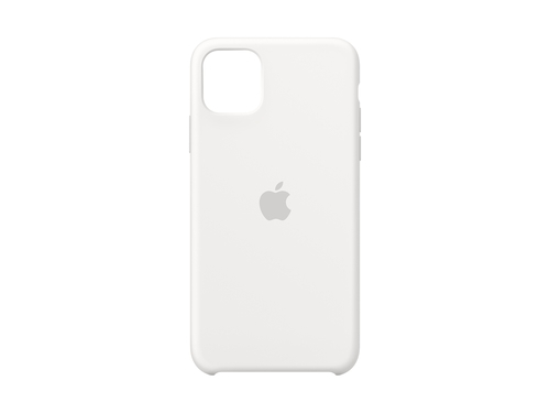iPhone 11 Pro Max Silicone Case - White - MWYX2ZM/A
