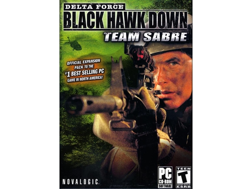 Delta Force - Black Hawk Down: Team Sabre - K00244