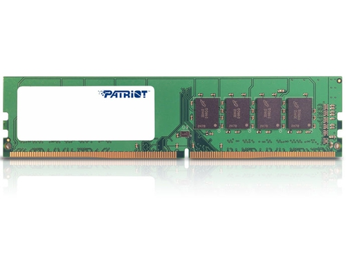 Patriot Signature DDR4 4GB 2400MHz 1 rank BULK - PSD44G240081B
