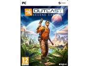 Gra PC Outcast Second Contact wersja cyfrowa