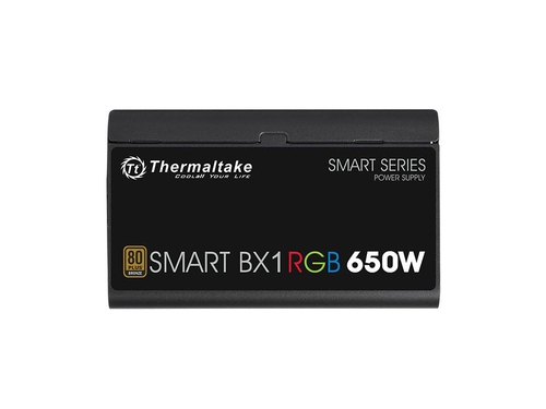 Zasilacz Thermaltake Smart BX1 RGB 650W - PS-SPR-0650NHSABE-1