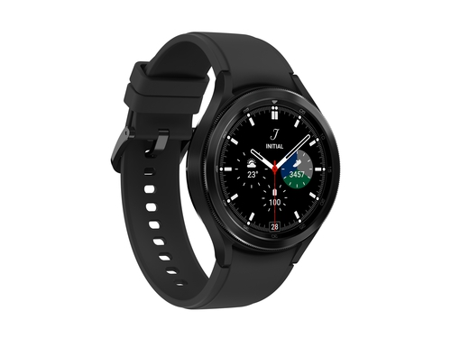 Samsung R890 Galaxy Watch 4 Classic Stainless Steel 46mm Black