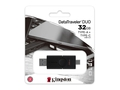 Kingston Flash 32GB Duo USB 3.2 Gen1 + Type-C - DTDE/32GB