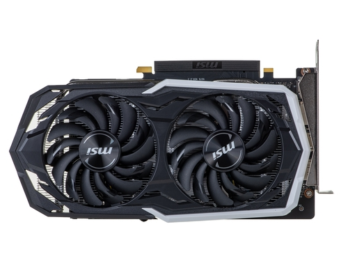 Karta graficzna MSI GeForce GTX 1660 Ti GeForce GTX 1660 Ti ARMOR 6G OC HDCP Support 6GB GDDR6 12000 MHz 192-bit