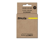 ACS tusz Brother LC985 Yellow KB-985Y