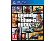 Gra PS4 Grand Theft Auto V wersja BOX